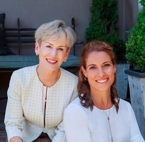 Liz Rhodes & Michele Harkov, Agent Team in San Francisco - Compass