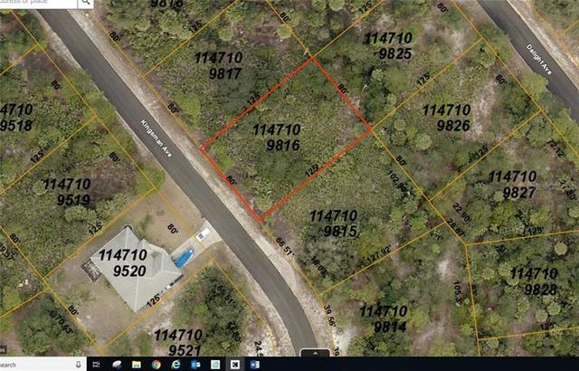 Kingsman Avenue North Port, FL 34288